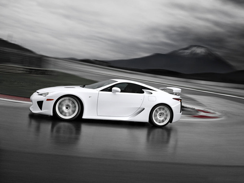 Yamaha Creates Acoustic Design for Engine of the Lexus LFA Super Sports Car (via @chriscasper)