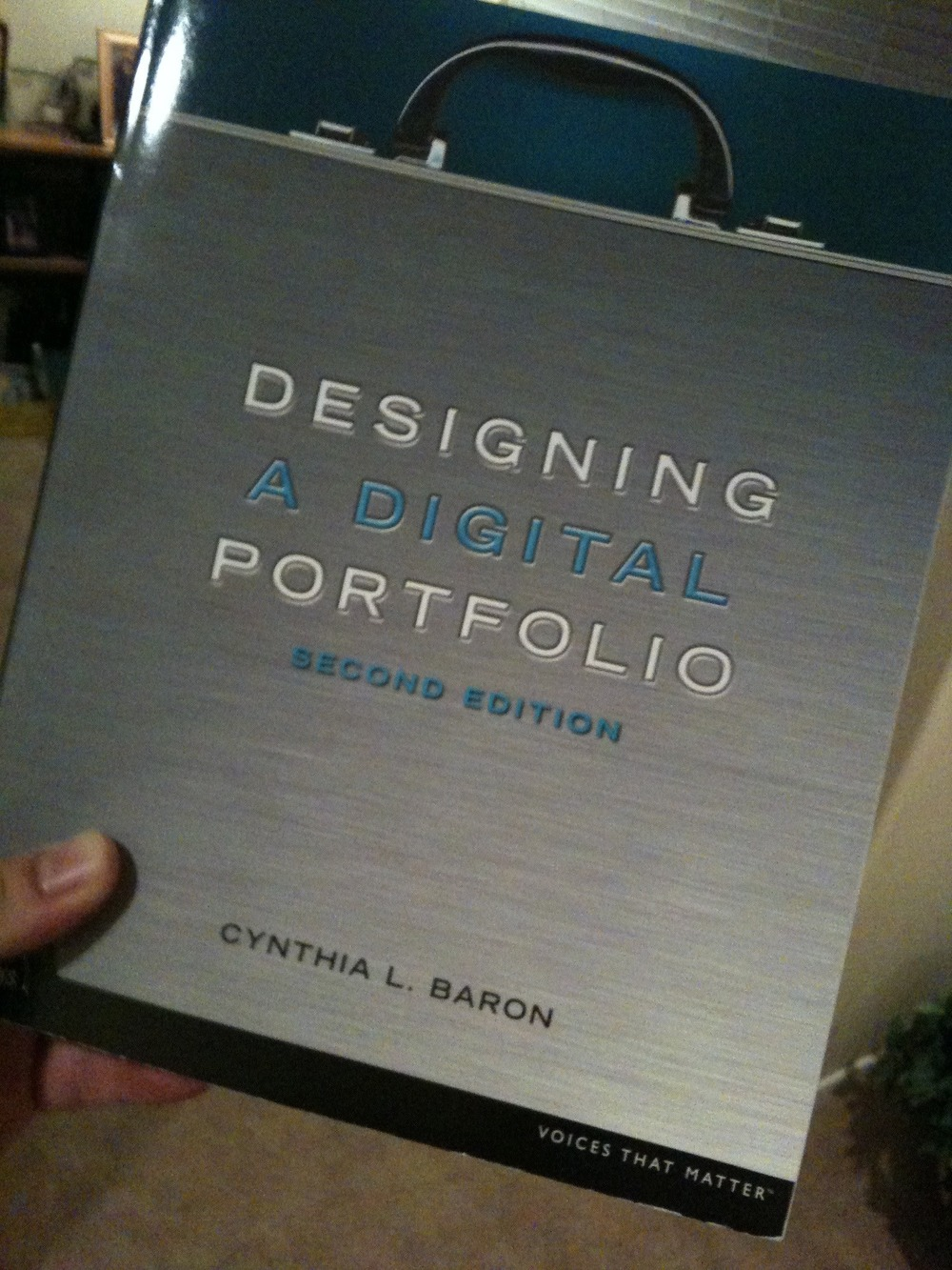Shameless self promotion: Proud to be included again in 2nd Edition of Designing A Digital Portfolio.
