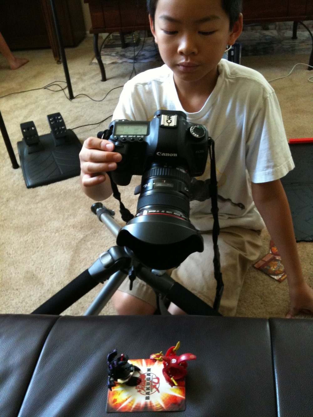 Boy Animator
