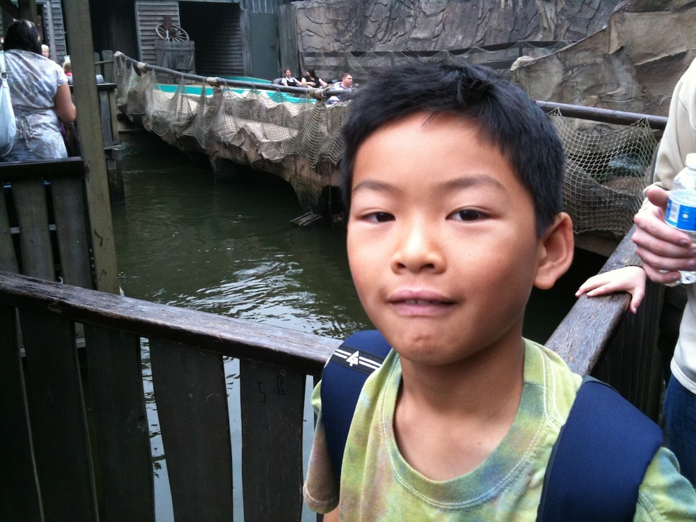 Day 7: Misc shots of the boy at Phantasia Land