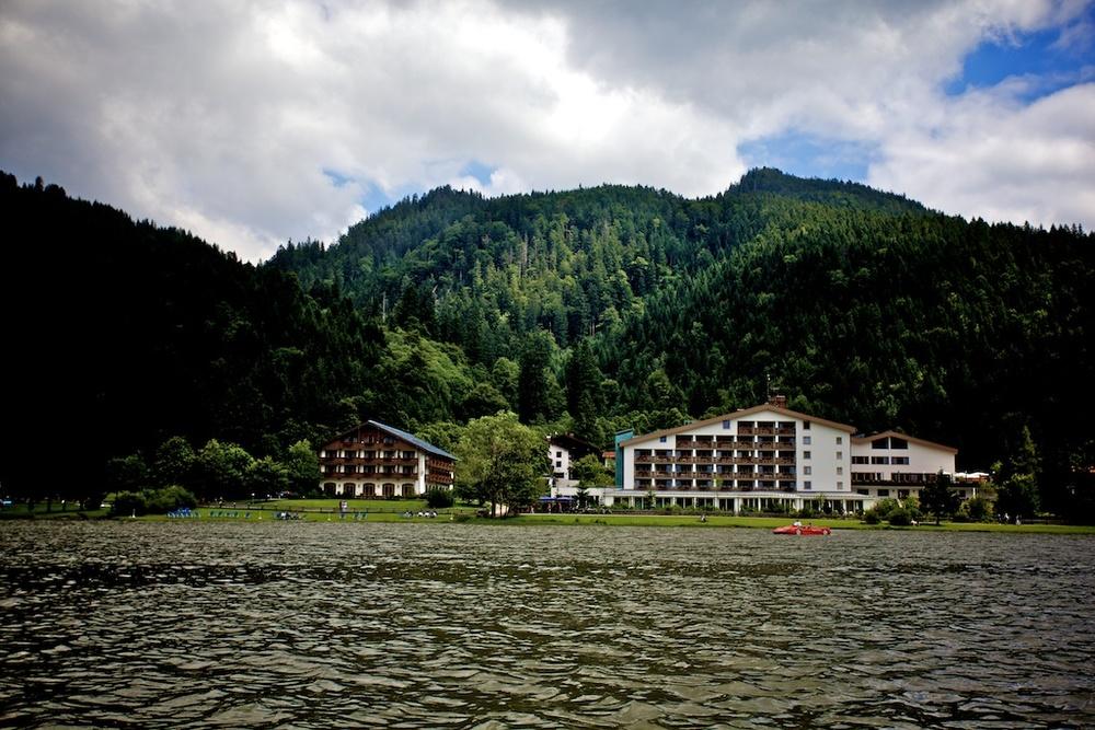 Day 3: ArabellaSheraton Alpenhotel in Spitzingsee.