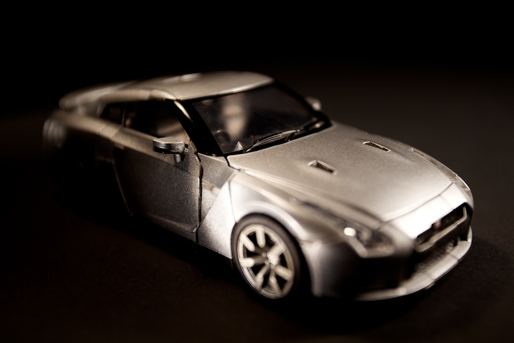 Nissan GT-R Alternity Transformer. Since I'm not about to buy a real one, this is the next best thing.