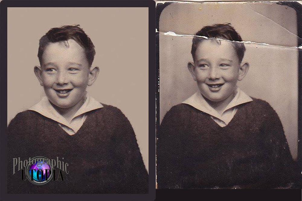 Photo Restorations -