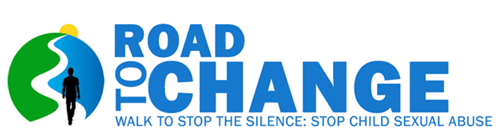 www.roadtochange.eu - The website of Matthew McVarish and his 10,000mile walk around Europe to end the silence about childhood sexual abuse.