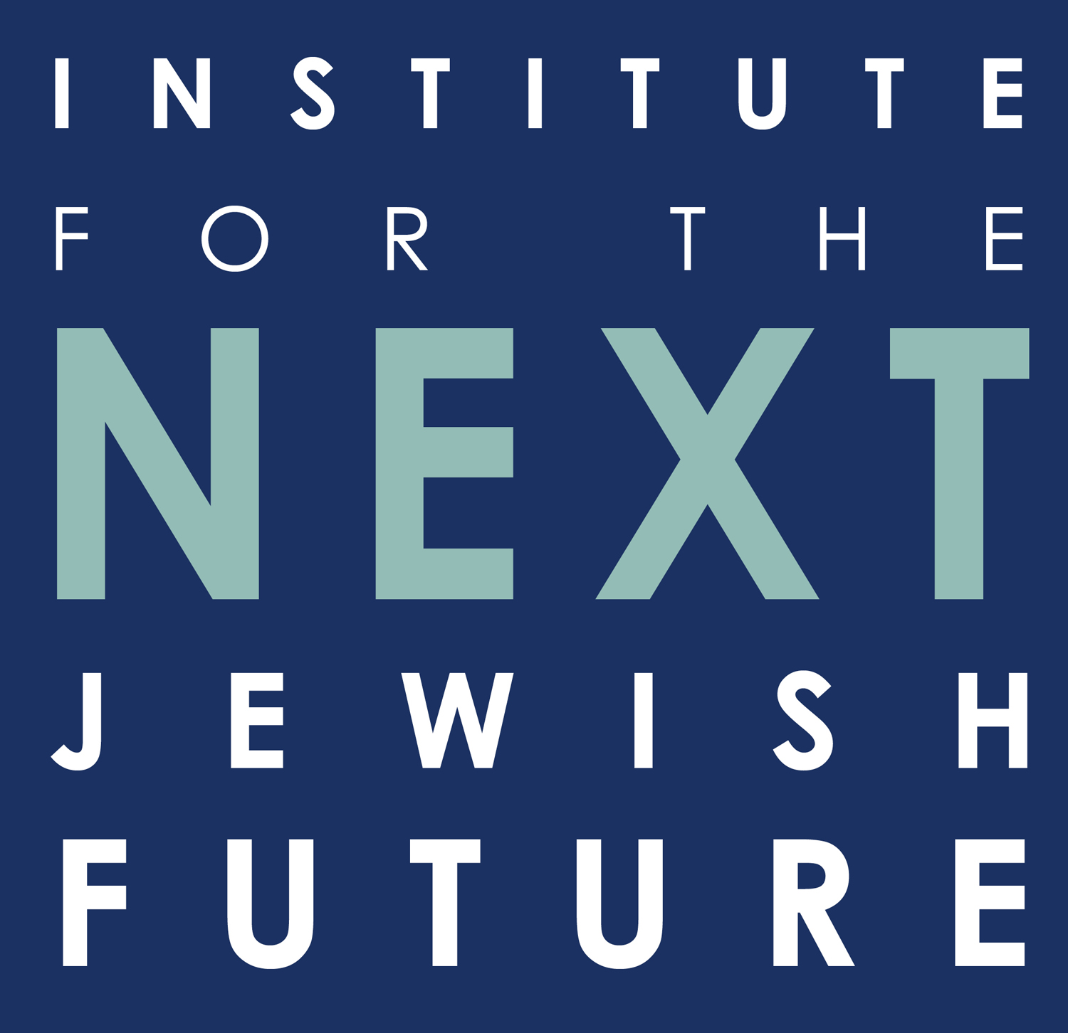 The Institute for the Next Jewish Future