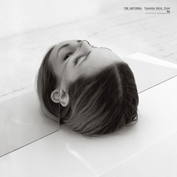 The National's   Trouble Will Find Me   (track I put on repeat:   'Sea of Love'  )