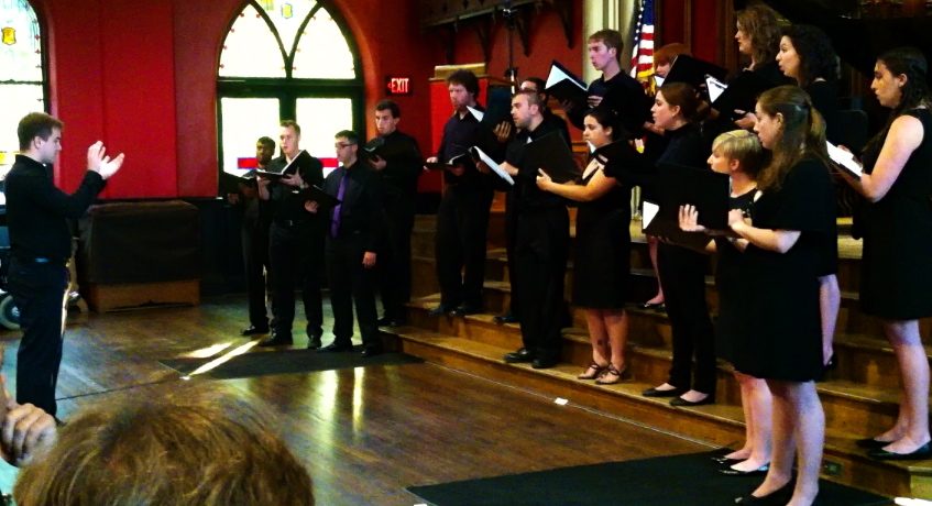 The New Brunswick Chamber Choir