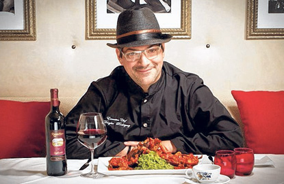 Doug Rodriguez, the father of nuevo cubano cuisine.