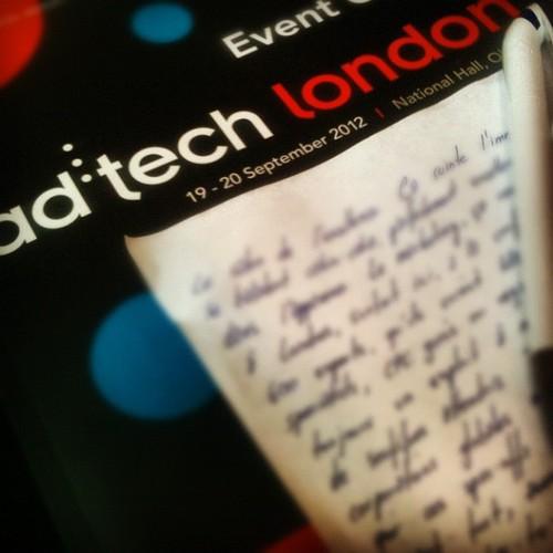 Ad:tech London: les lois de la connaissance