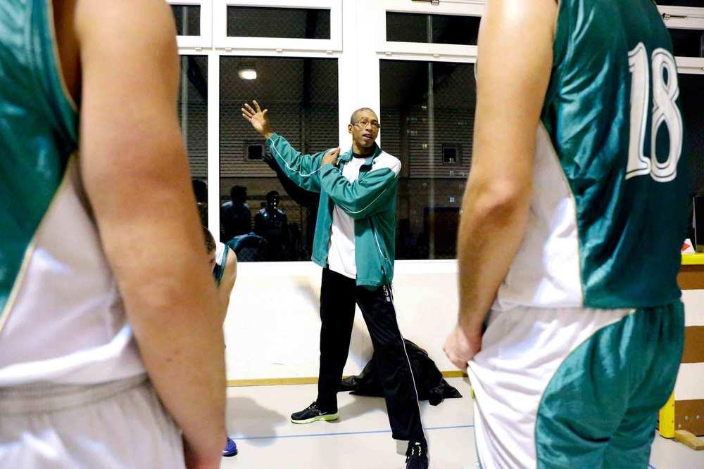 J'aitout fait pour aller en NBA. Mes mains étaient trop petites, je faisais alors des centaines de pompes sur les doigts pour les allonger et les muscler