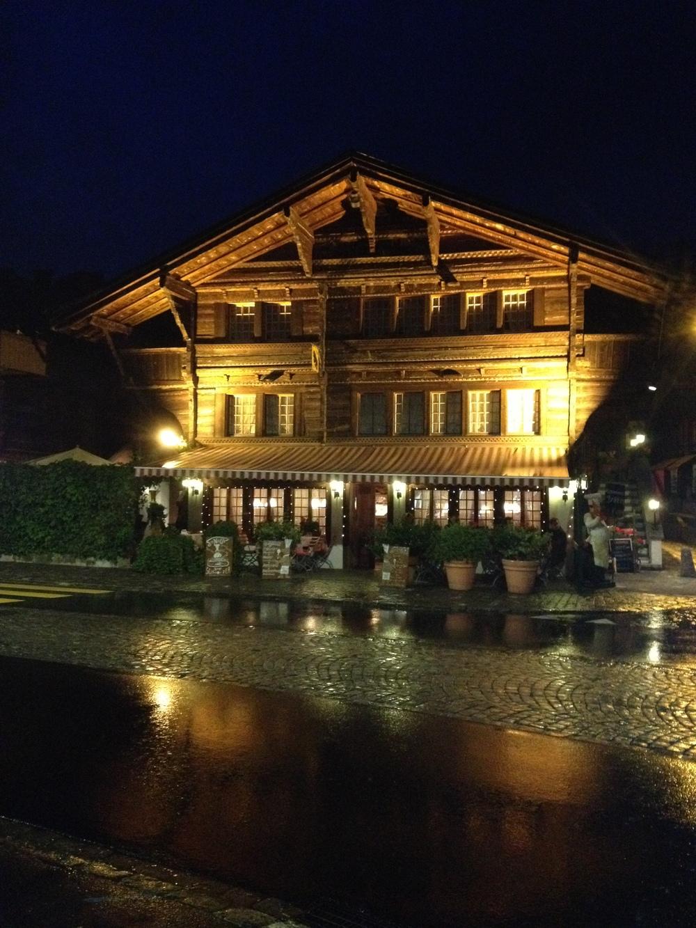 Interlaken, son charme