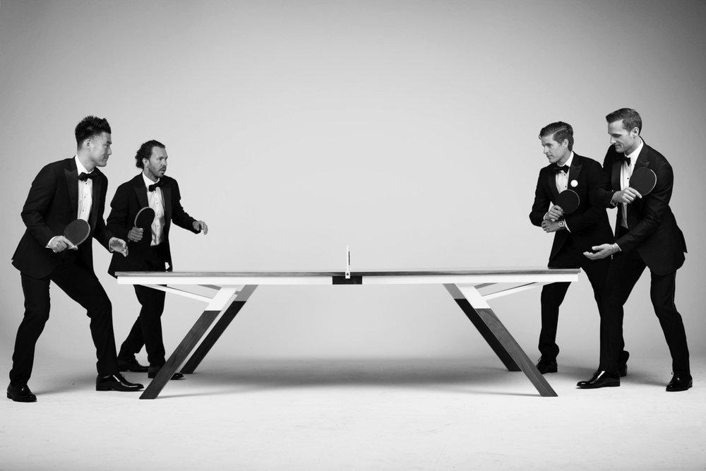 Pendant la réunion ou à la pause, on se renvoie la balle.