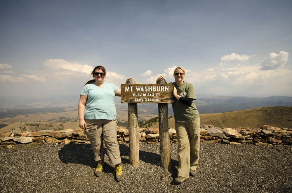 Day 44: 133 miles in a car and a mountain summit