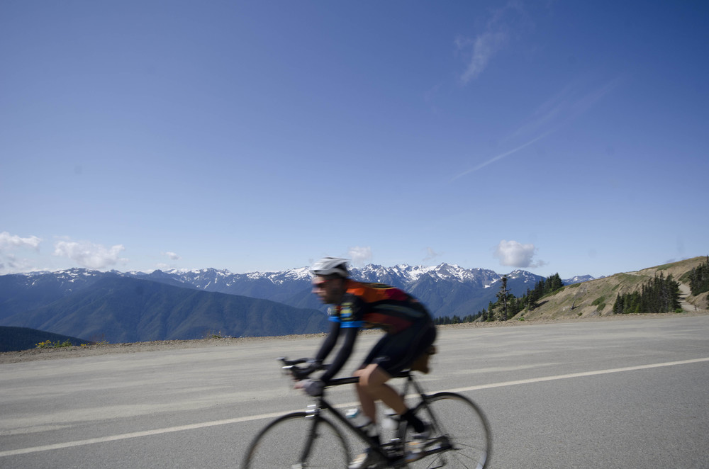 Day 37: A helluva bike ride and some more Olympics exploration