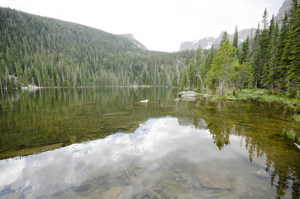 Day 5: Hiking in the Rockies
