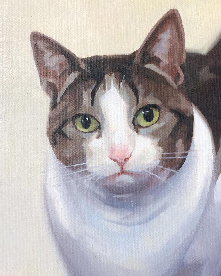 COMMISSION YOUR OWN PET PORTRAIT