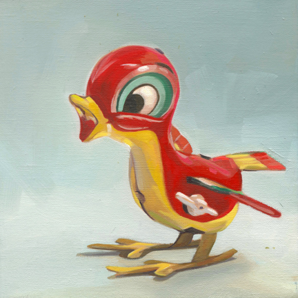 LITTLE BIRD - SOLD