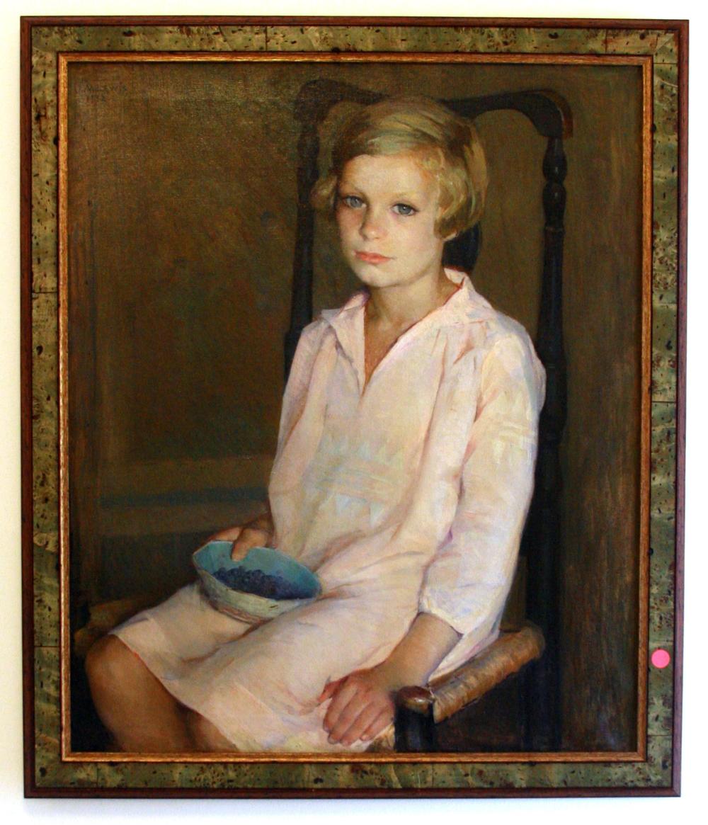 Josephine Lewis Painting