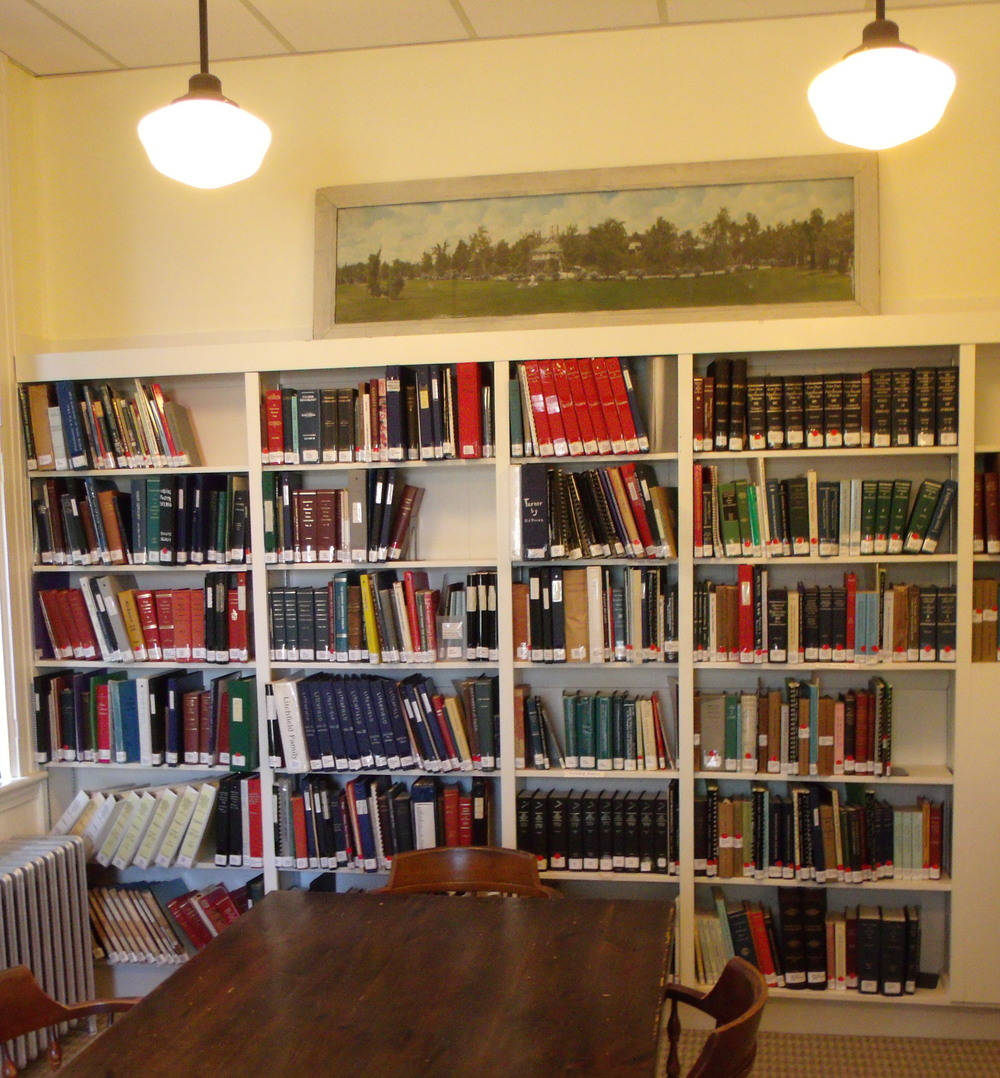 The Genealogy Room