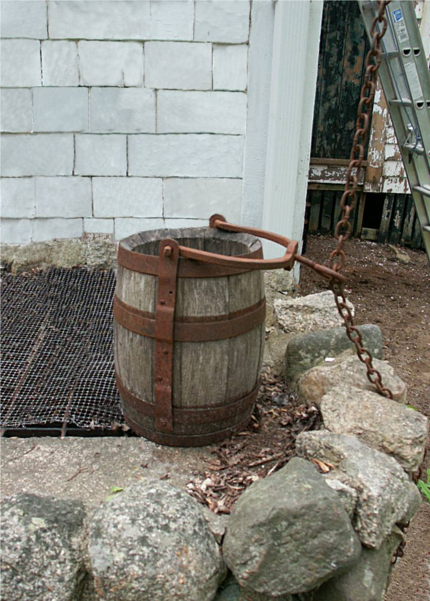 The Old Oaken Bucket