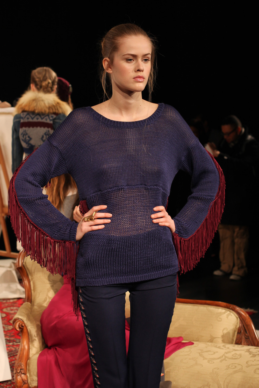 Model standing for CANDELA
