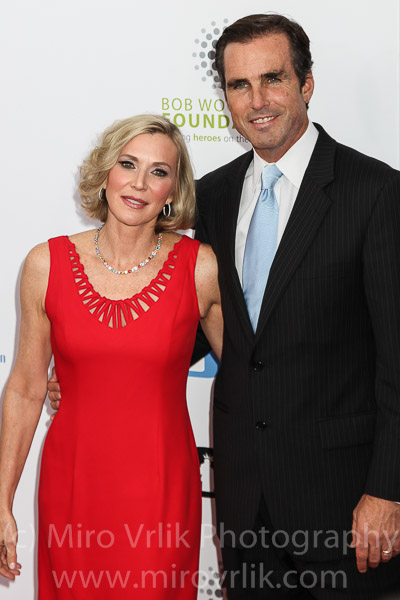 Bob Woodruff and Lee Woodruff