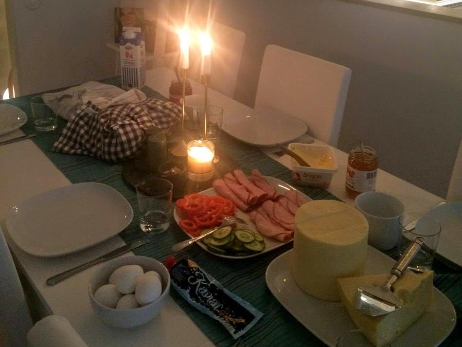 god-frukost