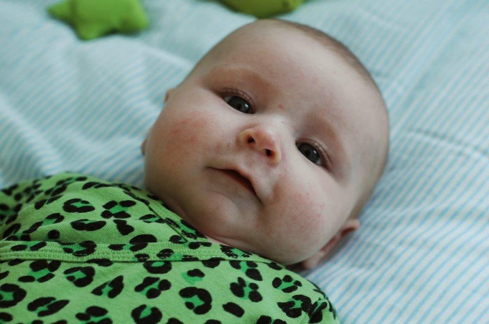 Bebis 1 månad