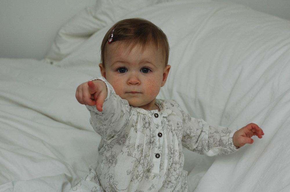 Bebis 1 år