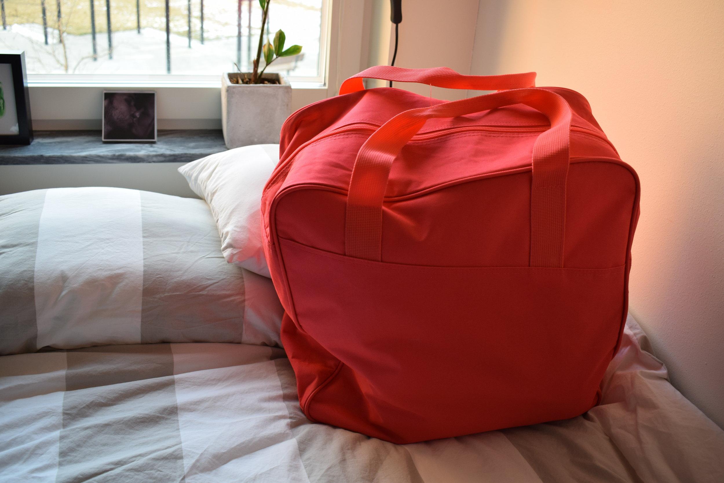 Packad och klar!