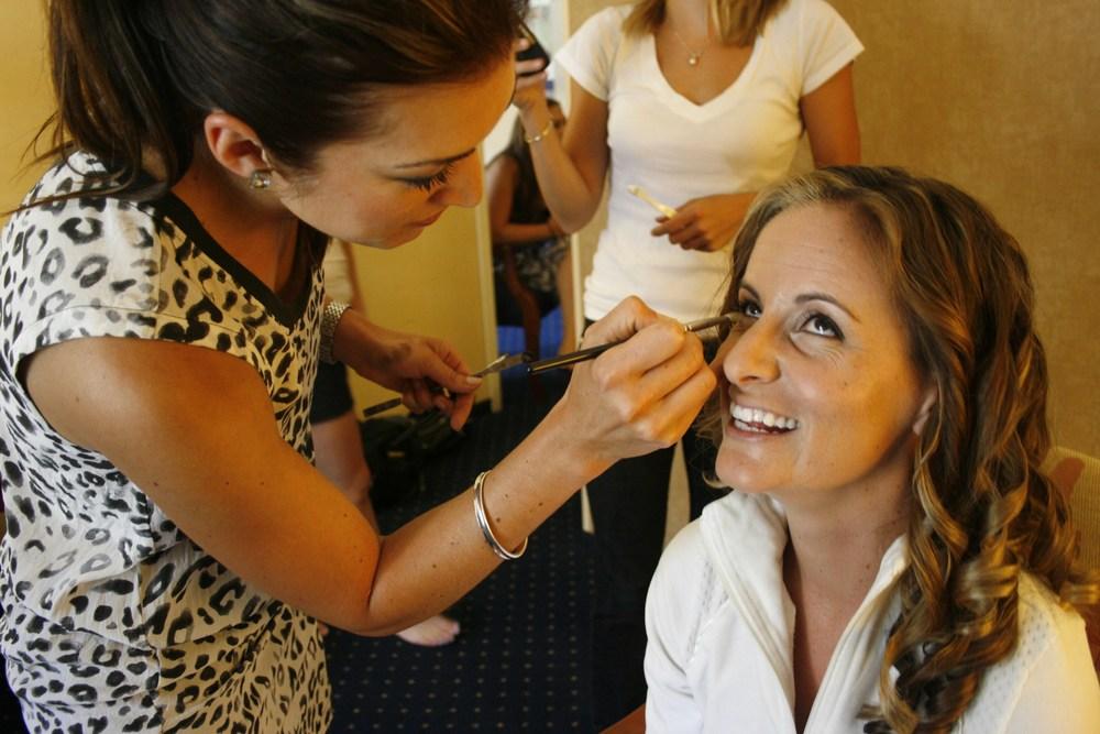 Makeup: Jessica Varela