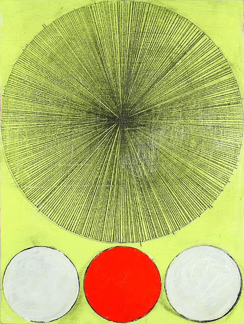 "NY11#08, 16"" X 12"", mixed media on panel, 2011,  prints at Wheatpaste   available at Etsy"