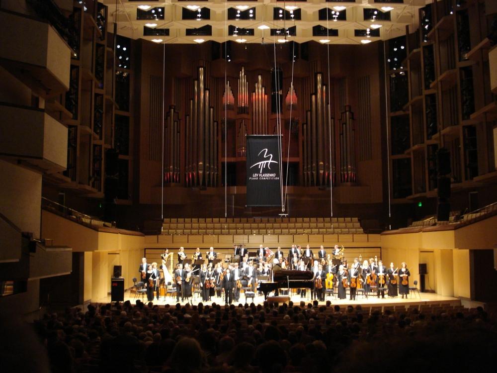Queensland Performing Arts Centre, Brisbane.