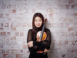 Sulki Yu, violinist