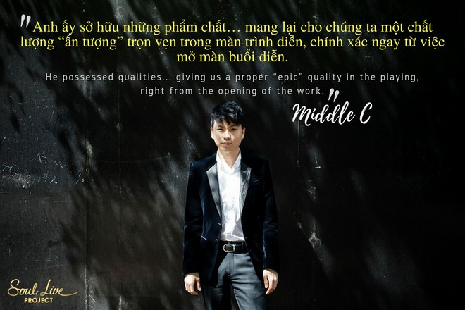 [Photo: Aiga Ozo]Dù còn rất trẻ nhưng anh củng đã kịp sưu tầm cho mình khá nhiều giải thưởng
