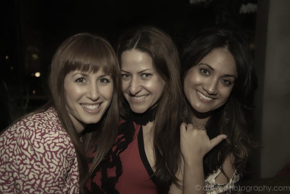 The 3 Amigas.....