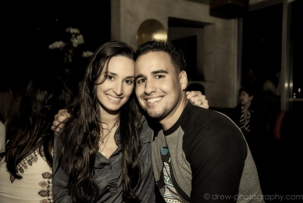 Yasmine & her Hubby Julian