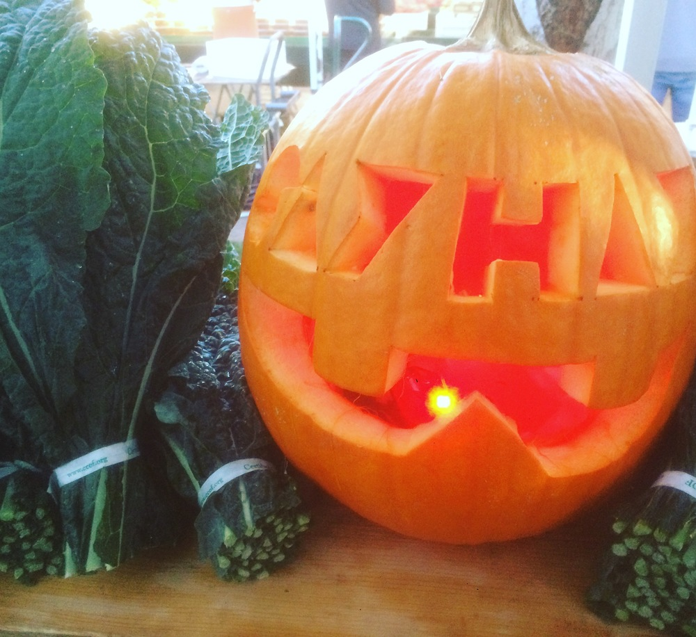 Happy Halloween from Say Hay!