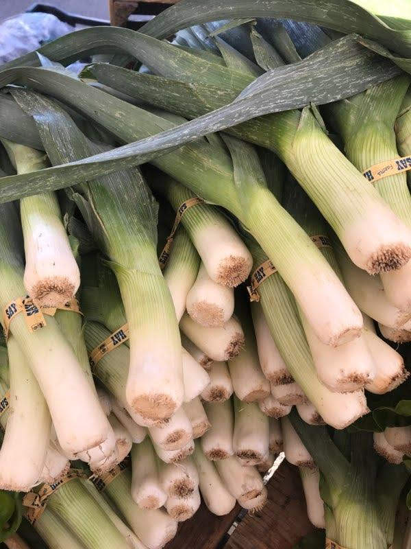 Get your leek on