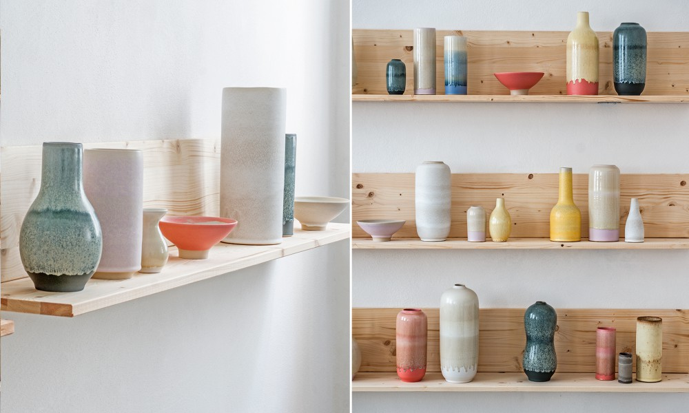This ceramics studio and shop is top on my list of inspiring Instagram feeds these days. I've seen these vessels being made, from start to finish, digitally. Can't wait to meet the artist and hold one in my hands!  http://tortus-copenhagen.com/