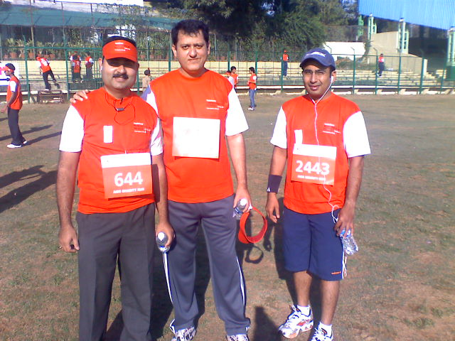 Pune International Marathon 2008