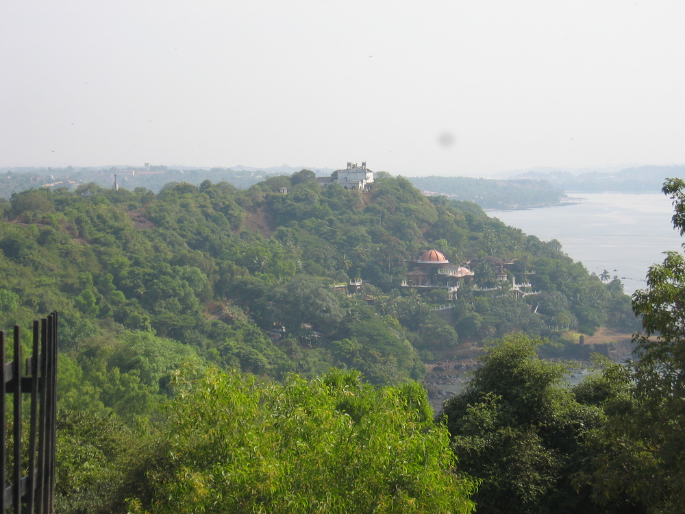 Fort Aguada and the view around, North Goa