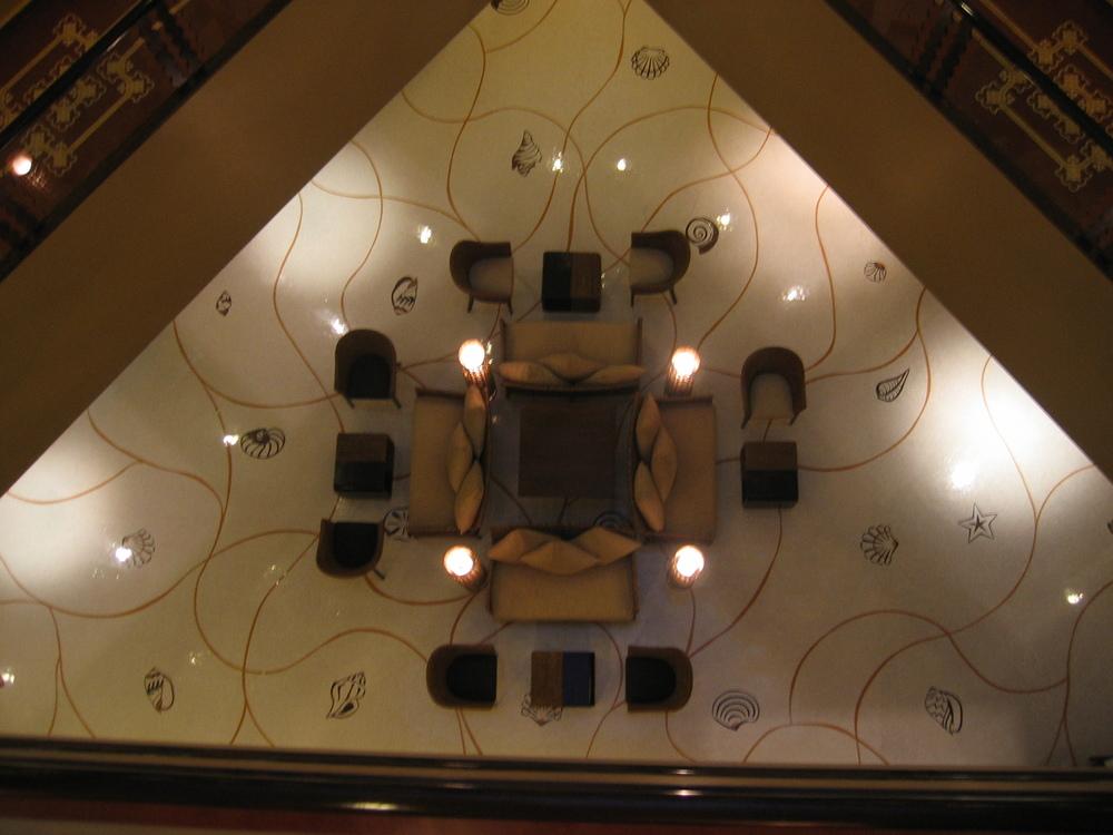Sun-n-Sand Goa Lobby