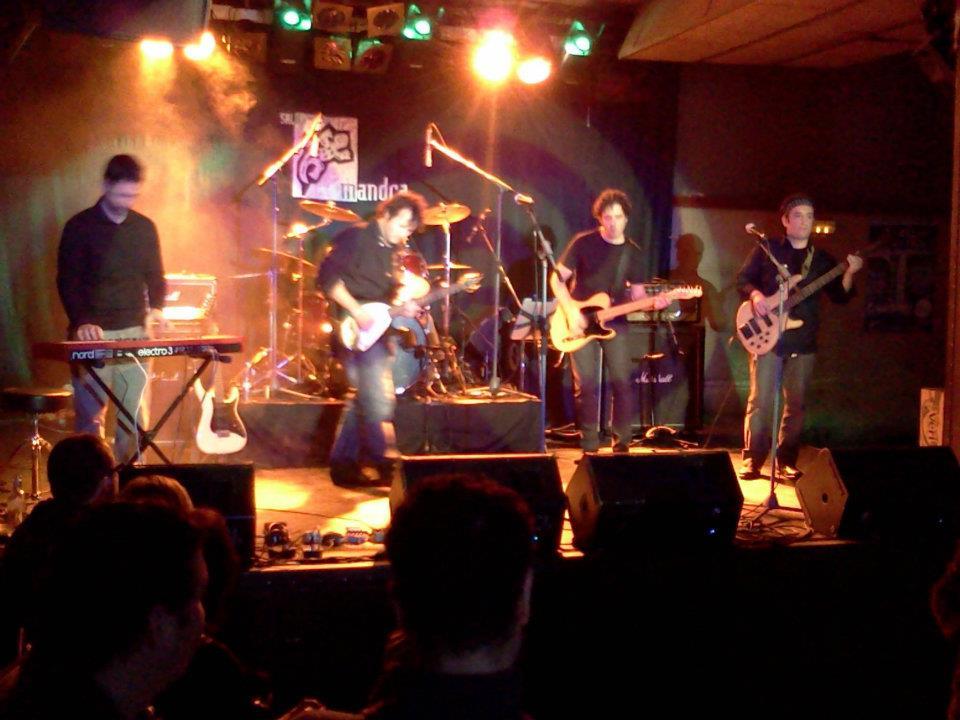 Fotos del concierto en el Salamandra