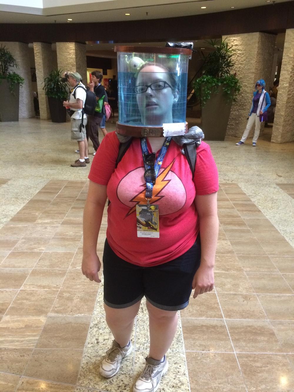Custom Futurama jarhead