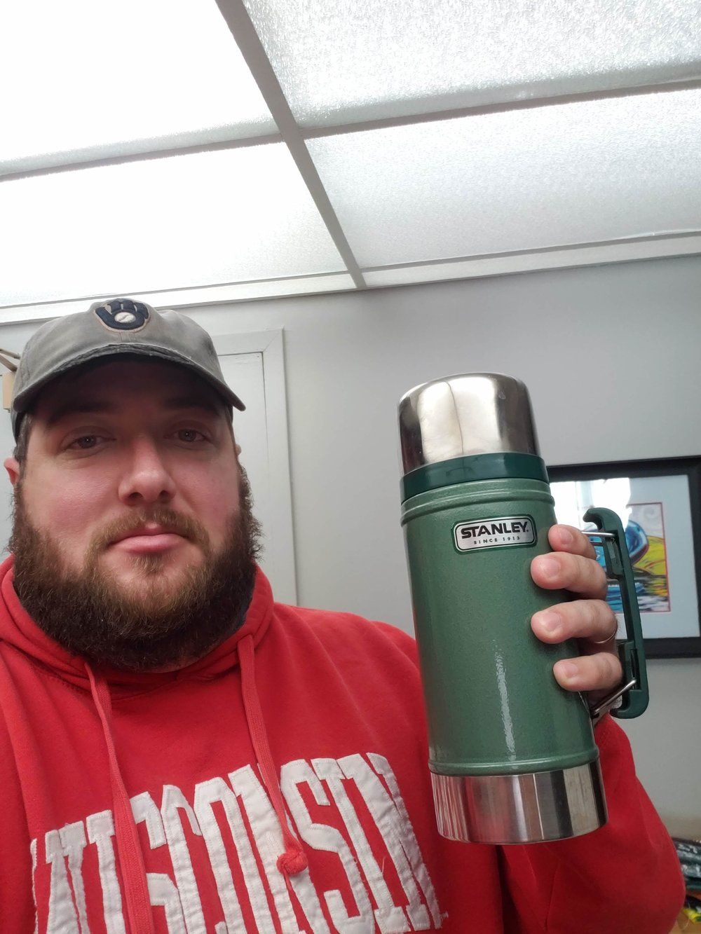 Now that's a Thermos!