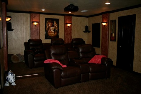 Home Theater Installation and Design | Media Room | HTG
