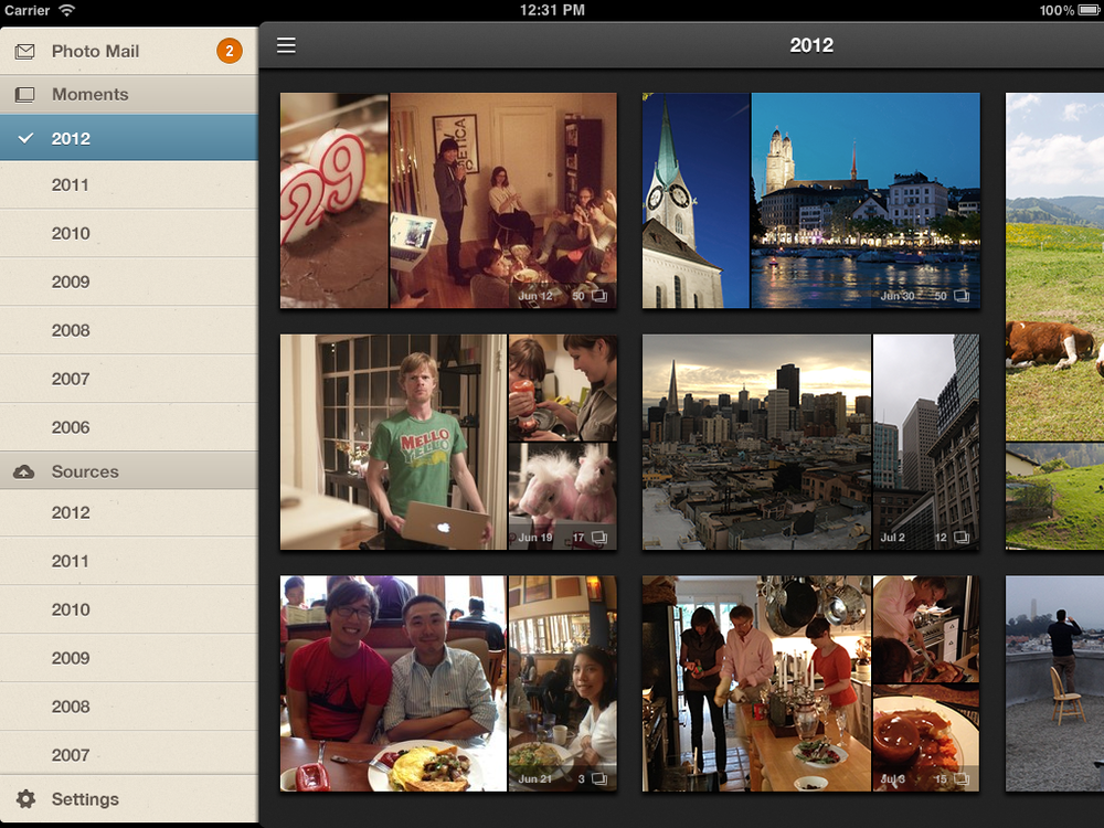 Instantly see & share your photos from all your accounts & devices. via techcrunch.com