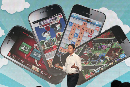Mobile is a massive opportunity for ZNGA to establish its social gaming platform apart from FB, but after a disappointing quarter and Pincus seemingly spending more time in Aspen and Pacific Heights realtor offices than with the product team, patience is wearing thin. Its time to execute. 6 months to show some mo, or I'm heading for the exit. This could be a $15 stock in a year or two if management will stop playing games and actually make some.       'Zynga's Rocky Shift to Mobile' via  online.wsj.com