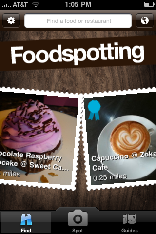 Foodspotting in the Age of Social Business Intelligence